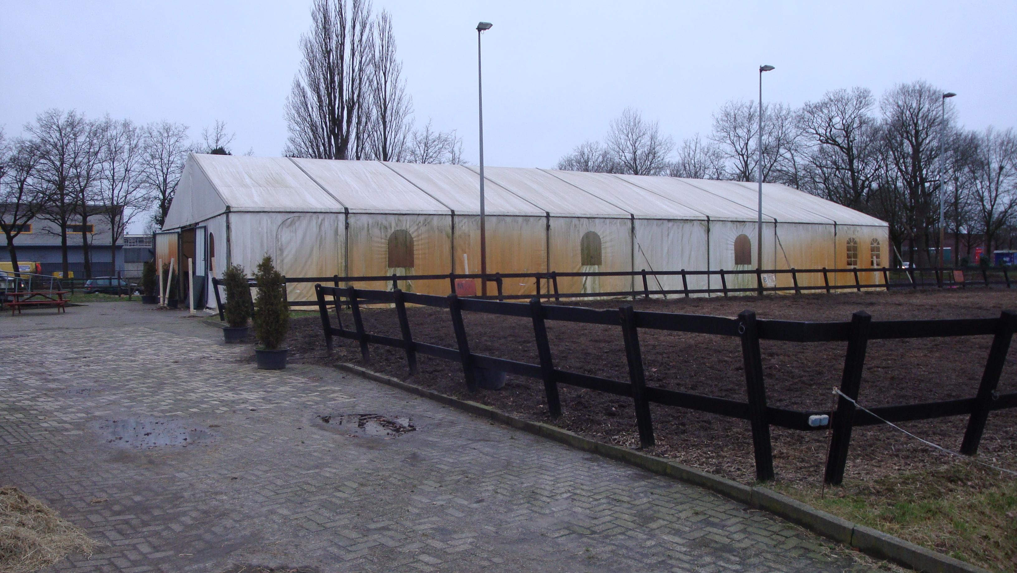 GAPlan de tent