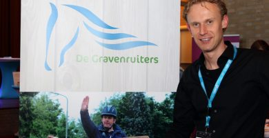 De Gravenruiters Promotie Café