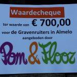 Pom & Floor cheque