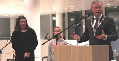 Nieuwjaarsreceptie gemeente Almelo 2017