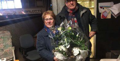 Gerrit en Gera Haakmeester 50 jaar getrouwd
