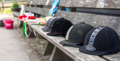 Caps bij De Gravenruiters