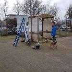 ETC Nederland klust bij De Gravenruiters