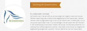 Digitale collectebus De Gravenruiters
